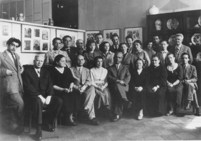 kafedra 1955-56